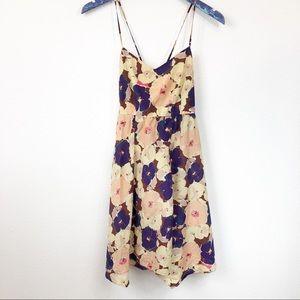 Anthropologie Eloise Summer Bliss Floral Dress